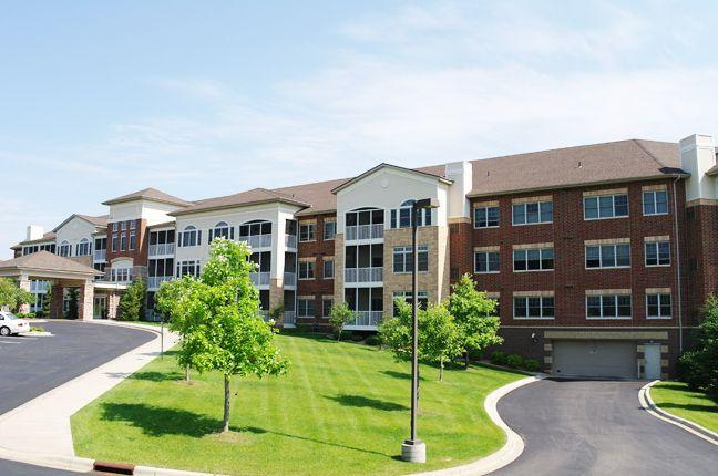 Chateau Ridge Condominiums, Burnsville, MN