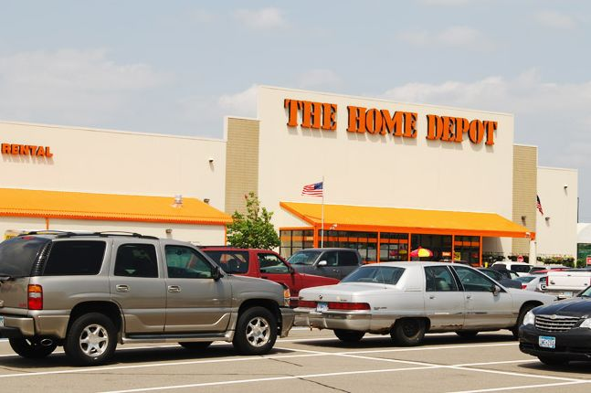 Home Depot, Plymouth, MN